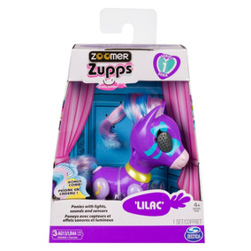 Zoomer Zupps Pony Pretty Ponies Spinmasters
