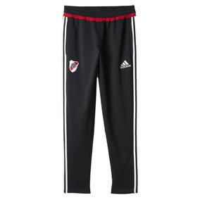 Pantalon adidas Futbol River Plate Hombre Ng/rj