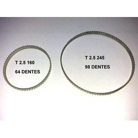 Kit Correia Dentada Pan Tilt Speed Dome Combat 27x Vtv/clear