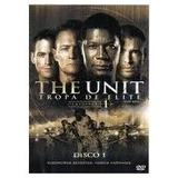 Dvd The Unit - Tropa De Elite. 1ª (primeira) Temporada.