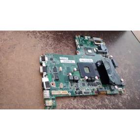Placa Mae Notebook Cce Chromo 746p Suporta Core I7 Defeito