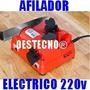Afilador De Cuchillos+tijeras+mechas Electrico 150w Multiuso