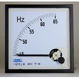 Frequencímetro Analógico 96x96 55-65hz/55-63hz 220v
