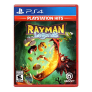 Rayman Legends - Ps4 Fisico Nuevo & Sellado