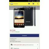 Samsung Noute So Ussei Uma Vez Vendo Ou Troco En Otro Celula