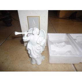 Arcangel Gabriel Nacimiento Avon 1992 Ceramica 1992