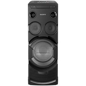 Mini System Sony Mhc-v77dw/m Função Karaokê Dj/wifi/nfc
