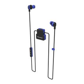 Fone Bluetooth Pioneer Clipwear Vermelho/ Verde Lacrado + Nf