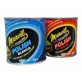Pasta Para Pulir Marvil 300 Grs Pack 2 - A56014