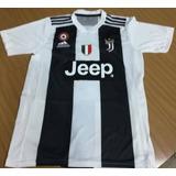 Camiseta Juventus 2018/19 7 Ronaldo