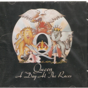 Cd Queen - A Day At The Races - Novo Lacrado***