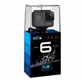 Gopro Hero 6 Black 4k60 Touch Screen Zoom Pronta Entrega