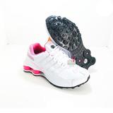 Tênis Nike Shox Nz 4 Molas Original Feminino Na Caixa