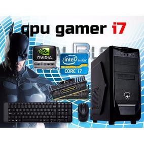 Cpu I7 De Alto Rendmimiento Para Gamer