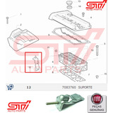 Suporte Tämpa Motor Stilo 1.8 16v 7083760 - Novo Original