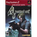 ..:: Resident Evil 4 ::.. Para Playstation 2 En Start Games