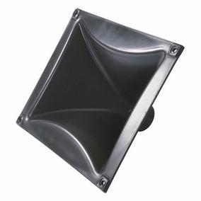 Corneta Lc 015 Cone De Corneta Quadrada Grande - Preta