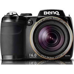 Camera Digital Benq Gh700 16 Mp 21x Zoom Optico