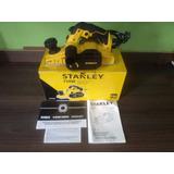 Cepillo Eléctrico Stanley Para Madera Modelo Stpp7502-b3