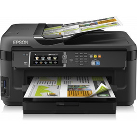 Impresora Epson Wf 7610 A3 Duplex Wifi Envio Gratis