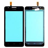 Tela Touch Screen Celular Huawei Ascend G510 G506 + Fita 3m