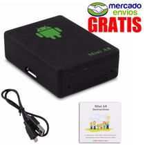 Rastreador, Localizador, Gps Mini A8 Gsm/gprs