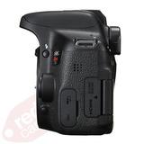 T6i Canon 750d Réflex + 18-55mm Es Stm 3 Lente Kit + 32gb El