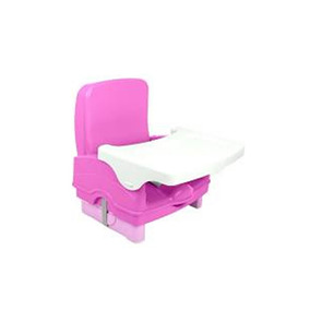 Cadeira Alimentação Portátil Cosco Smart 0 À 23kg Rosa
