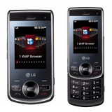 Celular Lg Gd330 2mp Mp3 Rádio Fm Bluetooth Vitrine
