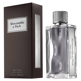 Perfume First Instinct Men By Abercrombie & Para Hombre