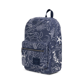 Mochila Herschel Supply Co. Pop Quiz Cotton Canvas Abstract