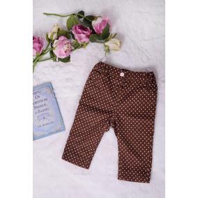 Calça Jeans Infantil 6 A 9 Meses - Importada