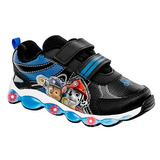 Tenis Paw Patrol Zapatos Para Niños Y Bebes, Prenden Luces