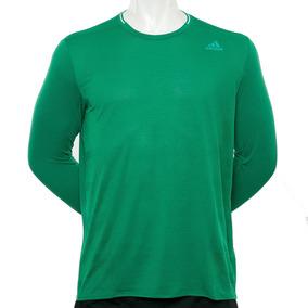 Remera Supernova Verde adidas Sport 78 Tienda Oficial