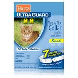 Collar Antipulgas Y Garrapatas Hartz Para Gatos