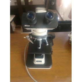 Microscopio Nikon Alphaphot Ys2