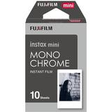 Cartuchos Fujifilm Instax Mini Iso 800 10 Hojas Monocromo