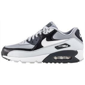 air max 90 essential - zapatillas - black