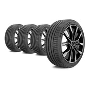Kit X4 Neumáticos 255/55/19 Michelin Pilot Sport 4 Suv 111v