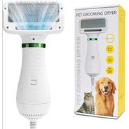 Cepillo Secador Para Mascotas Plus Solutions 2 En 1