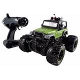 Carro Control Remoto 4 X 4 Mud Jeep Todo Terreno Monster