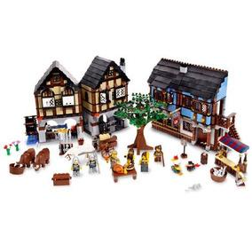 Lego Castillo Medieval Del Pueblo De Mercado (10193)