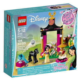 Lego Disney - Princesas - Dia De Treinamento Da Mulan - 4115