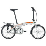 Bicicleta Plegable Dahon Curve I3 Rodado 20
