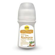Desodorante Natural Piatan Roll On Protege 55ml Sem Alumínio