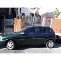 Chevrolet Corsa Motor 1.0 Ano 2001 Modelo 2002 4 Portas