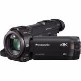 Panasonic Hc Wxf991 Wxf991k 4k 20x Zoom Con Camara Doble