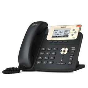Telefone Yealink T23g - Ip 3 Contas Sip - Barato