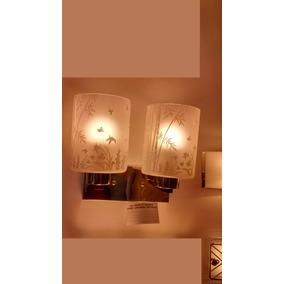 Arandela Abajur Luminária De Parede Menor Preço