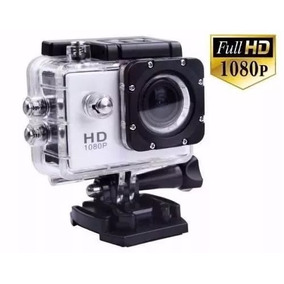 Filmadora Action Cam Hd Go Sports Câmera Capacete 1080 Moto